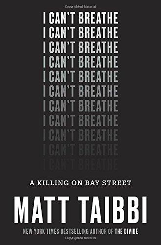 I Can't Breathe: A Killing on Bay Street